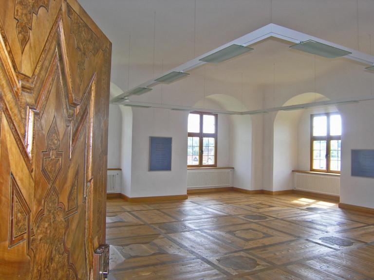 Seminarraum Schloss Meßkirch