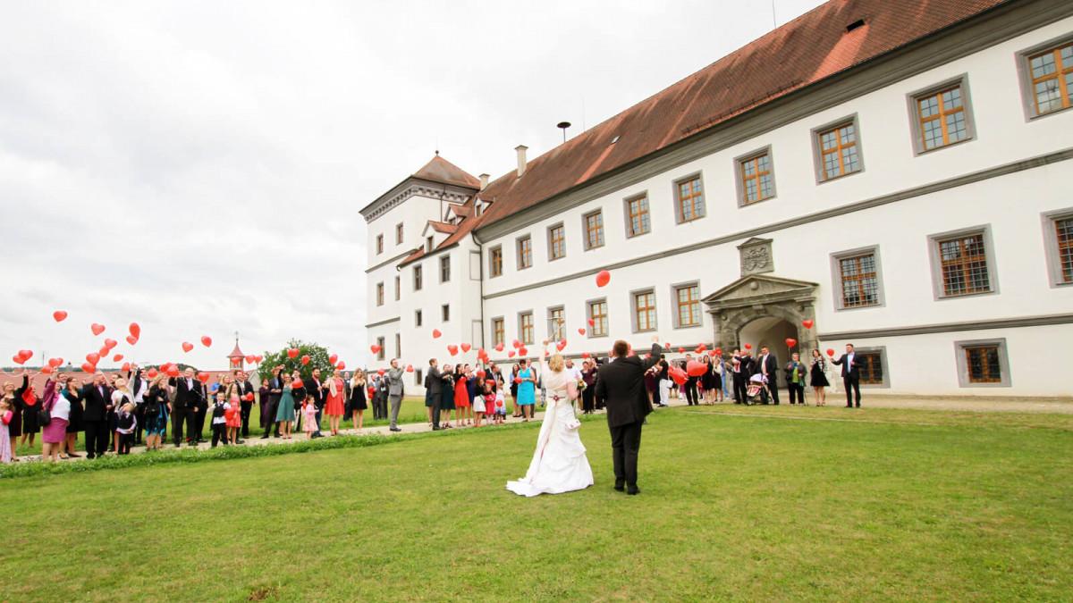 Hochzeit Schloss Meßkirch